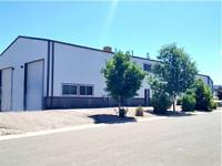 1200 SF heated shop/warehouse for lease. $500/month,