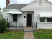 2-br, 1 bath home for rent. Asking $500/month. 1,000