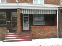 Unfurnished townhouse in Toronto, Ohio for rent by