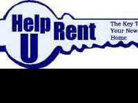 Hurry! Call Today! Help-U-Rent @  ad# 77915 sm.fee