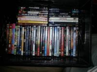 i have a collection of 500 DVDs all types of movies