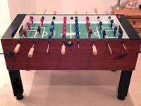 Professional Foosball Table by Dynamo in perfect