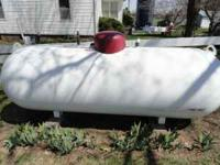 My Grand parents are selling a 500 gallon propane tank.