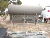 500 gallon fuel tank, $500, call Marci,  Location: