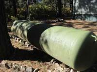 500 Gallon propane tank with about 25% full. $300 you