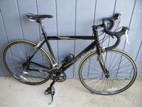 2008 Masi 'Alare' road bike, 53cm (fitting someone