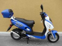 ALL 2012 NEW SCOOTERS ON SALE NOW......49cc TRUNK BOX