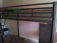 I have a bunk-bed for sale we buy them on January/2012