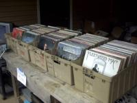 I have about 500 Record Albums for sale. They include