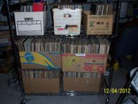 I have FIVE or more Banana Boxes full of old record