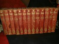 WILLIAM SHAKESPEARE - Handy-Volume Set- $500 ***** One