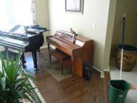 This wonderful piano was from the late 1960's and has