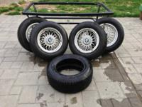 --I have four e38 wheels off of a 1995 BMW 740i.--The