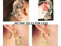 500 Rubber bell fish hook earring backs stoppers,