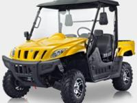 The 500cc Ranch Pony UTV Utility Vehicle You will be