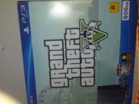 great collection 500GB GTA 5 PS3 with works great. and