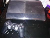 I have a 500gb PS3 w / video games I  want to offer.