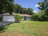 Completely remodeled three bedroom, two bathroom, home