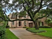 European Inspired Brick & Stone Traditionl Estate,Rich