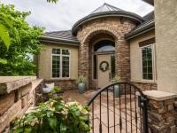 Located in the gated community of Castle Pines Village,