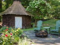 A true, historic, Adirondack camp, once part of the