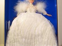 Snow Princess Barbie Never been removed from box in