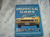 the great book of muscle cars includes all the info