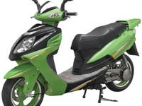 50CC SCOOTER **BRAND NEW** 4-STROKE AUTOMATIC /
