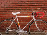 Very nice small Peugeot, new bar tape and tires, 12