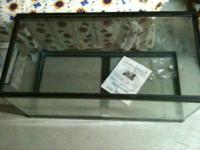 I have a brand new marineland 50 gal tank that I