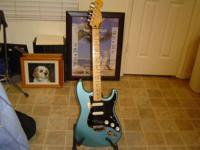 50th Anniversary Fender Strat w / Gold stamp on back of