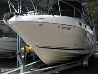 6.2 MPI Mercruiser with Bravo III Drive, 320HP, 140