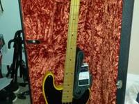 Up for sale is a 1951 Fender Precision Bass Japanese