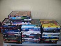 51 Movie Theather Movies Disc are in excellent