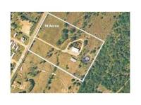 Multi use land. NO Structure on site. Owner financing
