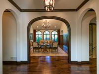 Elegant space with immaculate architectural detail.