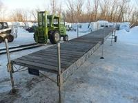 Stock: # 5117 C/S Ez Roll Roll-in 52 ft. str. Alum