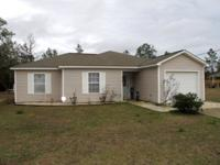 Florida USDA short sale home on one-half acre! Three