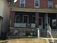 Two Story Half of Brick house. Easy access to highway,