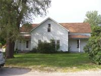 4 Bedrooms for $25,000! Older 2 story 4 BR, 11/2 bath
