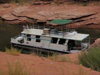 Please call Houseboat share owner Robert at . Boat is