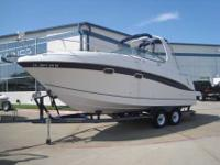 2002 Four Winns 268 Clean Four Winns sport cruiser