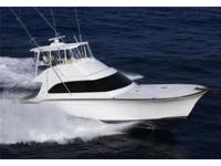 Description The newest Sportfisherman from Davis Yachts