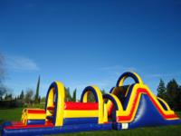 Bounce Central Inflatable Party Rentals has a brand new