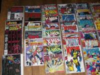 33 Wolverine Comics Issues