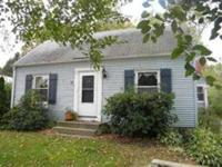Sweet and spacious 4BR cape is open and airy and ready