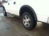"Flawless set of 18"" Ford FX4 rims (not the cheap f150"