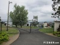 Gated (2 gated entries to the Property) 291/4 acre
