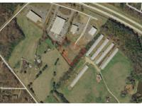 1.65 acre, level, commercial lot near Oconee Medical