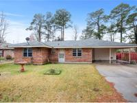 MOVE-IN READY! A spacious 3 bedroom, 2 full bath home